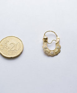 énorme réduction a51d4 5e6e0 Boucles d'oreilles savoyardes en or enfants | Bijouterie Papere